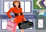 العاب التسوق لشراء ملابس الشتاء 2018