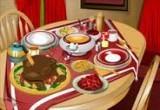 العاب تحضير سفرة العشاء