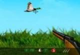 لعبة صيد العصافير بالبندقية