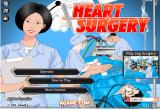 لعبة اجراء عملية قلب للمريض