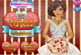 لعبة تلبيس العروسة السمراء