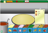 لعبة طهي البيتزا في المنزل