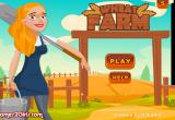 لعبة المزرعة السعيده اون لاين 2016