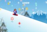 لعبة دورا تتزلج على الثلج 2017