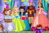 لعبة الاحتفال بعيد ميلاد الملكة