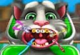 لعبة علاج اسنان توم الناطق 2017