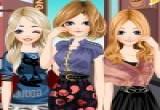 العاب تلبيس البنات الثلاثة الجميلات