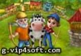 لعبة مزرعة العائلة الحقيقية