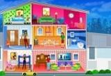 العاب ترتيب ديكورات الغرف في المنزل