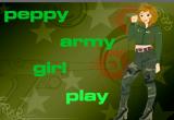 لعبة تلبيس الفتاة الحربية 2017