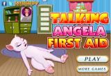 لعبة أنجيلا الطفل في حالات الطوارئ