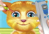 لعبة علاج عيون توم الناطق  2017