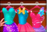 العاب تلبيس السا الفساتين القصيرة 2017