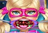 لعبة علاج عيون باربي الكبيرة  2017