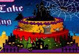 لعبة تصميم كيكة يوم الرعب 2017