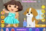 لعبة دكتورة الكلاب الصغيرة فلاش 2017