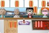 لعبة مطعم الهوت دوج باباس