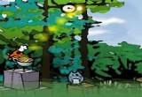 لعبة مغامرات القط الشقي اون لاين