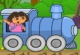 لعبة قطار دورا الحقيقية فلاش  2017