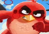 لعبة الطيور الغاضبة 2017