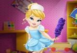 لعبة ترتيب غرفة الطفلة آنــا الجديدة 2017