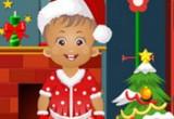 لعبة طفل ديزي عشية عيد الميلاد
