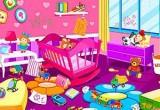 لعبة ترتيب غرفة البيبي الصغير 2017