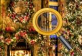 لعبة البحث عن أرقام غرفة عيد الميلاد المخفية