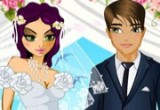 لعبة تلبيس العروسة والعريس 2017