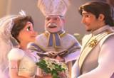لعبة زفاف ربانزل ويوجين 2017