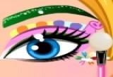 العاب مكياج العيون للبنات 2017