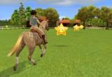 لعبة قفز الحصان السريع 2017