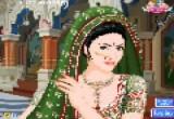 لعبة تلبيس البنت الهندية وامها